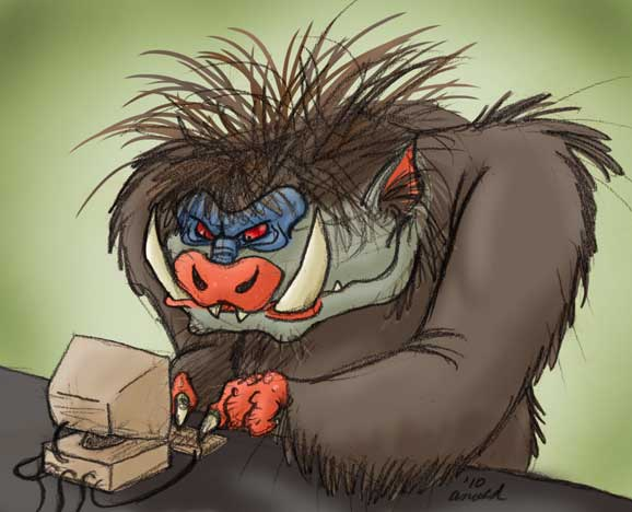 Trolls, Moles, and Haters, Oh My! Is Your LinkedIn Network Protected?
