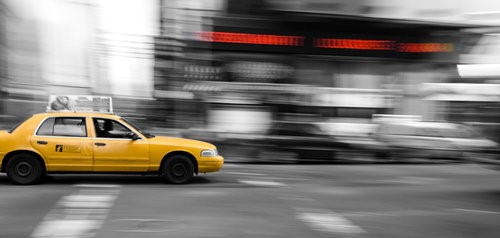 What I Learned About Slowing Down From a Taxi Driver