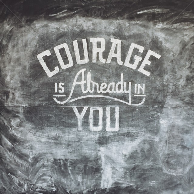 Book Anniversary, Quitting + The Courage to Follow Your Dreams